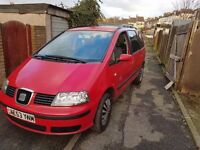 For sell or swap for van seat alhambra 1.9 tdi
