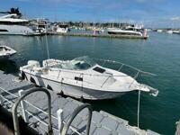Bayliner Trophy Pro 2002wa sports fisher boat