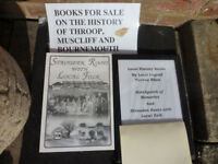 strouden roots with local folk book on local history by mrs yvonne khan
