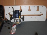 Router & Worktop Jig / Mitre