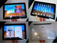 like new use condition Samsung galaxy tab P7500 10.1inch factory Unlock to all networks