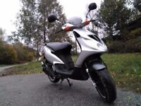 PIAGGIO 49cc MOT until April 2018