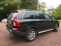 2009 Volvo XC90 SE Diesel Automatic 77,140 Miles Full Leather 7 Seats