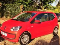 VOLKSWAGEN UP! - PERFECT CONDITION - LOW MILEAGE