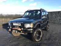 2003 03 LANDROVER DISCOVERY 2 2.5 *DIESEL* TD5 XS 5dr - TOP SPEC - *JANUARY 2019 M.O.T*