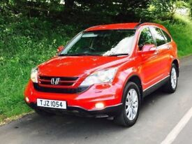 Mint 2011 (facelift model) Honda CR-V ES I-DTEC manual.TRADE IN CONSIDERED, CREDIT CARDS ACCEPTED
