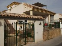 Spanish Holiday/Golf Villa - July & August