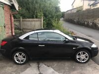 Renault Megane Comvertible For Sale - Low Mileage