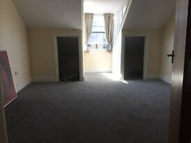 NEWLY REFURBISHED ONE BED SECOND FLOOR FLAT WITH SEPERATE KITCHEN AND BATHROOM BATLEY WEST YORKSHIRE
