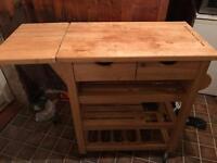 Small kitchen unit