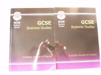 GCSE REVISION AND PRACTICE BOOKS