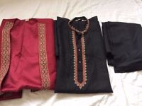 ETHNIC WEAR FOR MEN - INDIAN/PAKISTAN/SOUTH ASIA size 90 cm