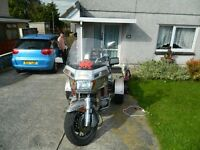 goldwing trike long mot £4500.