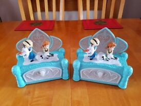 Lovely Frozen Jewellery boxes.