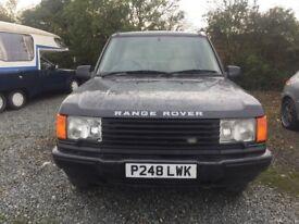 Range Rover 4.0 hse v8 10 months mot 1200 ono