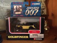 Corgi James Bond car