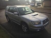 2007/56 Subaru Forester XT 2.5 TURBO✅230BHP✅AUTO✅FULL LEATHER✅QUICK CAR