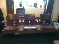 Retro vintage Seating chairs