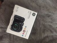 GE x400 Bridge Digital Camera - black 14.1mp 15x PRACTICALLY BRAND NEW