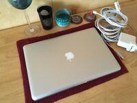 Apple MacBook Pro 15 inch 2012 quad core i7 1TB HDD