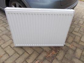 600h x 800w single panel radiator