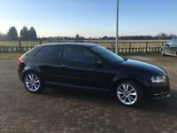 Audi A3 2L TDI SPORT £8,250 1 owner from brand new IMMACULATE