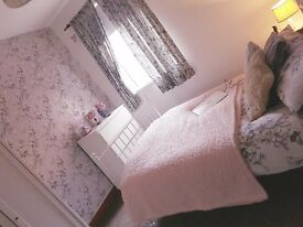 Double bedroom in house to rent