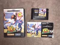 Super Kick Off! Sega Mega Drive Game Complete
