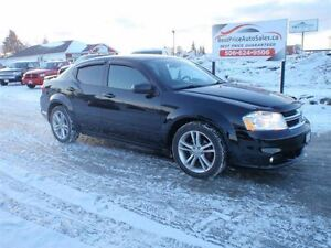 2013 Dodge Avenger SXT! CERTIFIED!