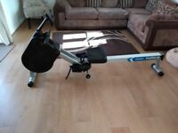 Bodymax R70i Programmable Rowing Machine