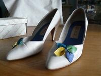 Zandra Rhodes Vintage Shoes!