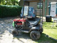 15hp mini tractor with plough and canopy