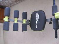 Wondercore 2 plus pro rowing set