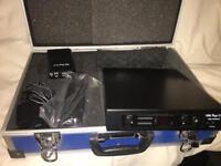 In ear wireless monitor system