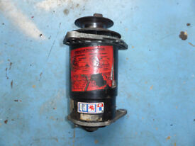 Classic TR4 dynamo working condition