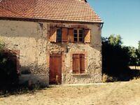 French farmhouse