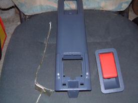 Mercedes Vario door handle and bits