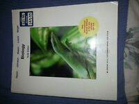 Biology Textbook for Sale