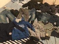 Boys 1-1 1/2 clothes