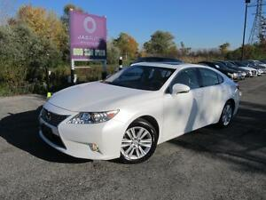 2013 Lexus ES350 FWD 3.5L CLEAN CAR PROOF HISTORY ALL NEW TIRES