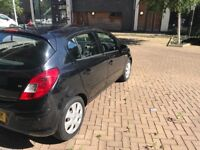 CORSA BLACK (AUTO) 5 DOOR (GOOD CONDITION)