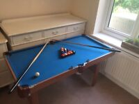 Children's Riley Pool Table