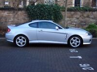 EXCELLENT SPORTS CAR!!! 2006 FACELIFT HYUNDAI COUPE 2.0 SE, FULL LEATHER, LONG MOT, AA WARRANTY