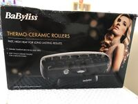 Thermo-ceramic rollers