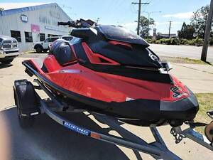 Supercharged Jet Ski - 2016 SEA-DOO RXP-X 300 RS Virginia Brisbane North East Preview
