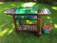 Triple Burner Gas Barbeque for sale