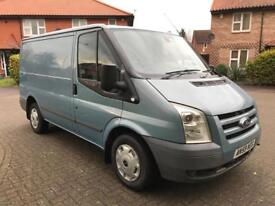 FORD TRANSIT T260S-85 TREND NO VAT 😁