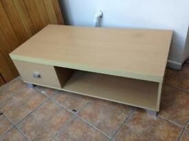 TV table cabinet with drawer me shelf 150x55x36 cm Length width Height