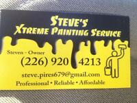 Steve's Xtreme Painting!! When only the best will do