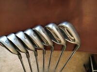 Ping G25 Irons 5-SW Reg Shaft. Excellent Condition